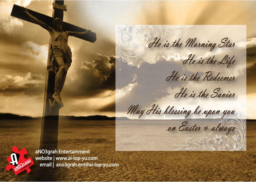 untuk semua umat Christiany ,, saya ucapkan Happy Easter